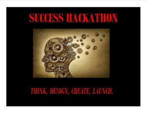 Success Hackathon Image